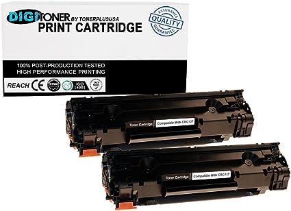 2 Toner Refill for Canon 137 9435B001AA imageCLASS MF212 MF216N MF227DW MF229DW