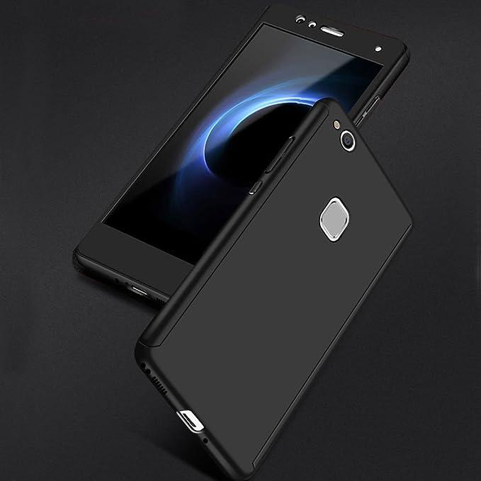 Funda 360 ° Full carcasa + Protector Para Huawei P10 Lite ...
