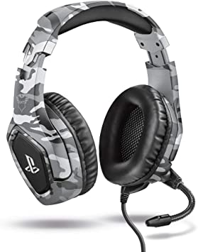 Trust Gaming GXT 488 Forze Auriculares gaming con licencia oficial ...