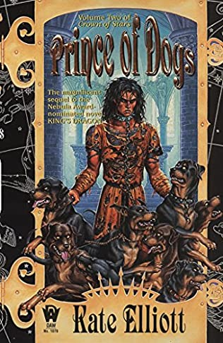 book cover of Prince of Dogs
