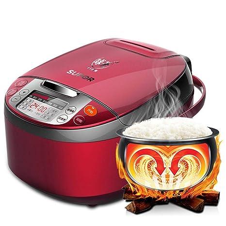 LIUYU Elettrodomestici per cucina a 4 litri Smart Rice Cooker Timer ...