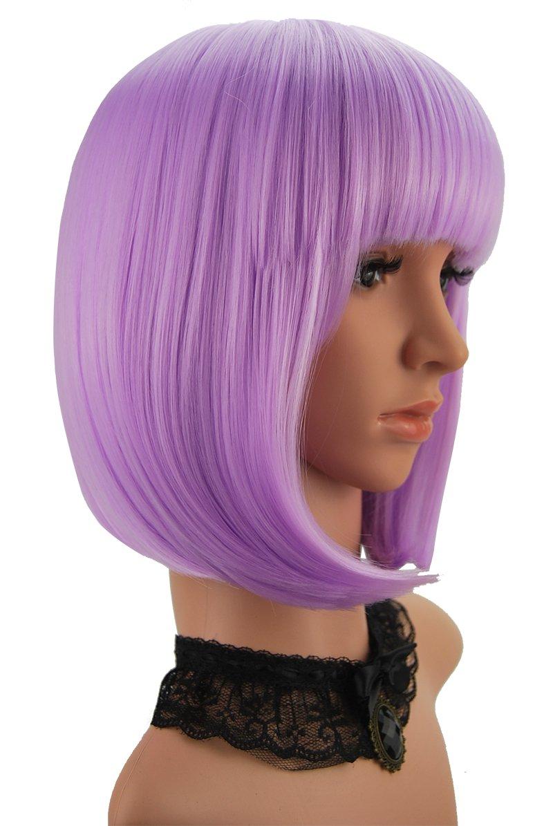 eNilecor Short Bob Hair Wigs 12\