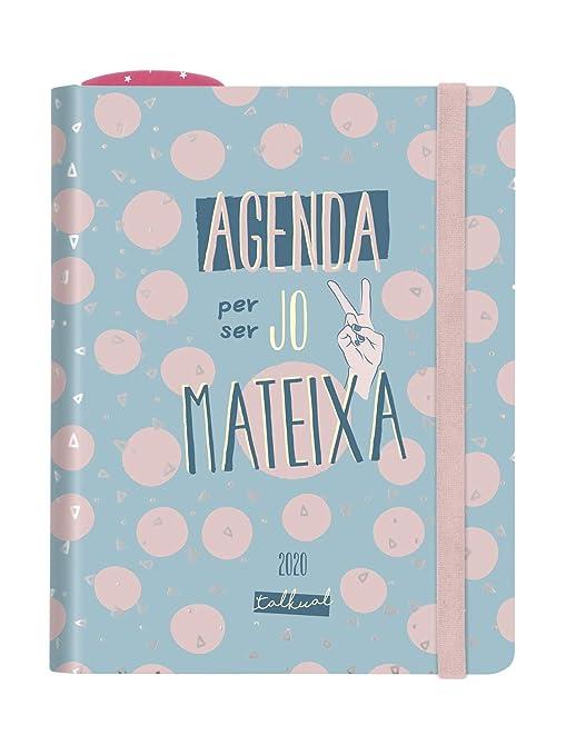 Finocam - Agenda Talkual 2020 1 día página Misma catalán