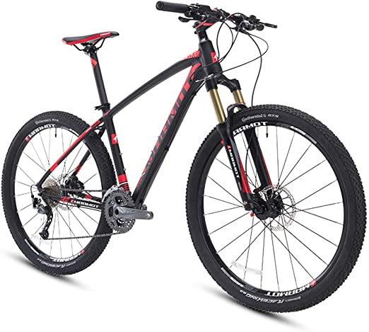 NENGGE 27 Velocidades Bicicleta Montaña, Super Ligero Bicicleta de ...