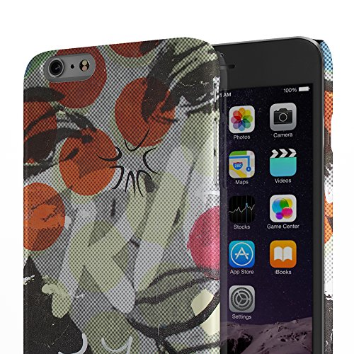 Koveru Back Cover Case for Apple iPhone 6 Plus - Kiss Me Girl
