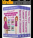 Cozy Mysteries Women Sleuths Series: Box Set III:  Books 9-12