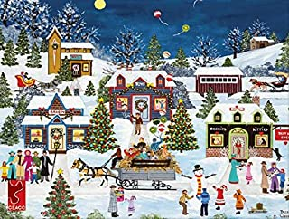 product image for Tis The Season December 24th Puzzle - 550Piece