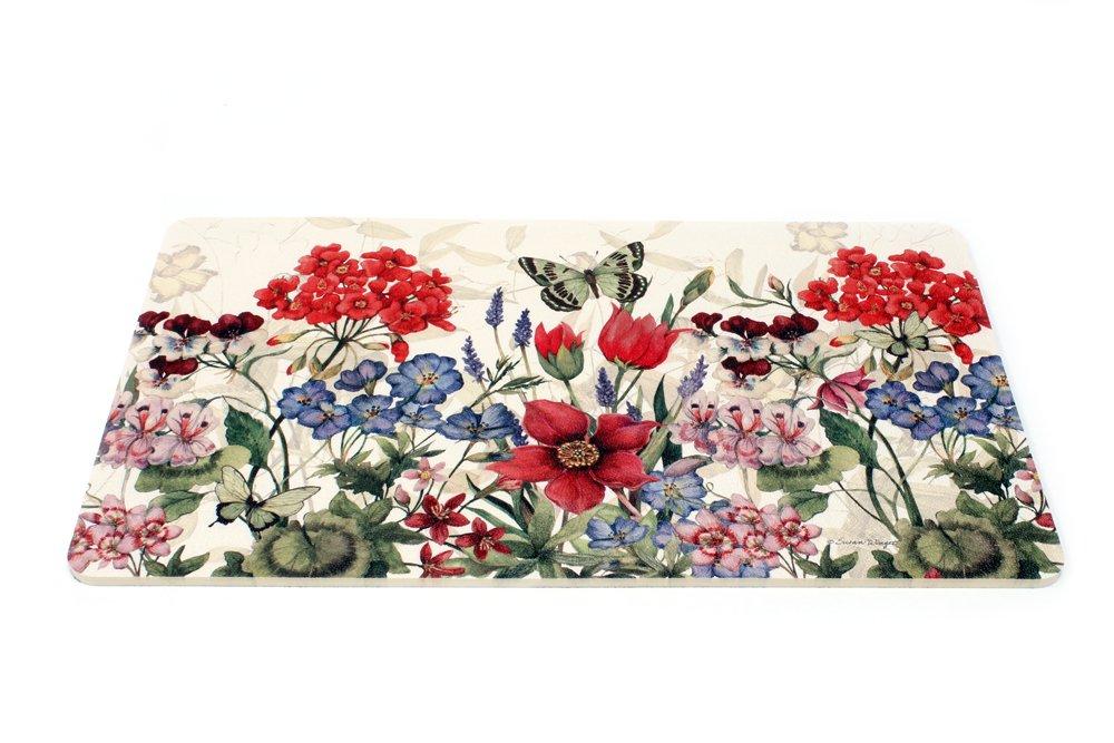 Eversoft Anti-Fatigue Kitchen Mat (18 x 30) (Floral Garden)
