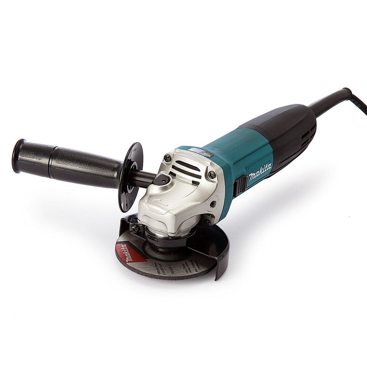 Makita GA4030R 240 V 100 mm Angle Grinder GA4030R/2