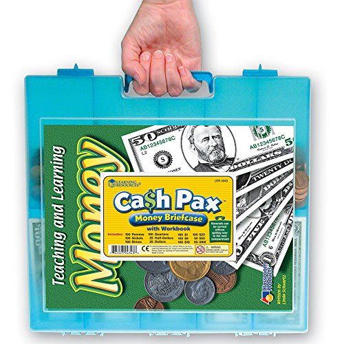 Learning Resources Cash Pax Money - Cards Money Learning