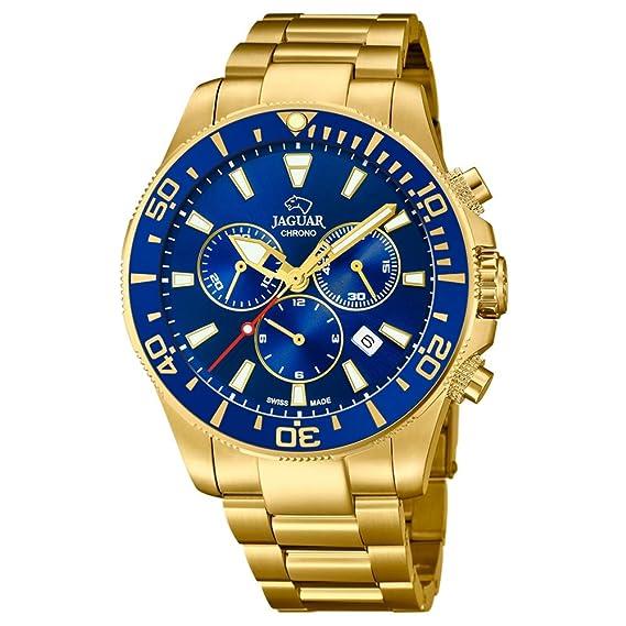 Reloj Suizo Jaguar Hombre J8642 Executive: Amazon.es: Relojes