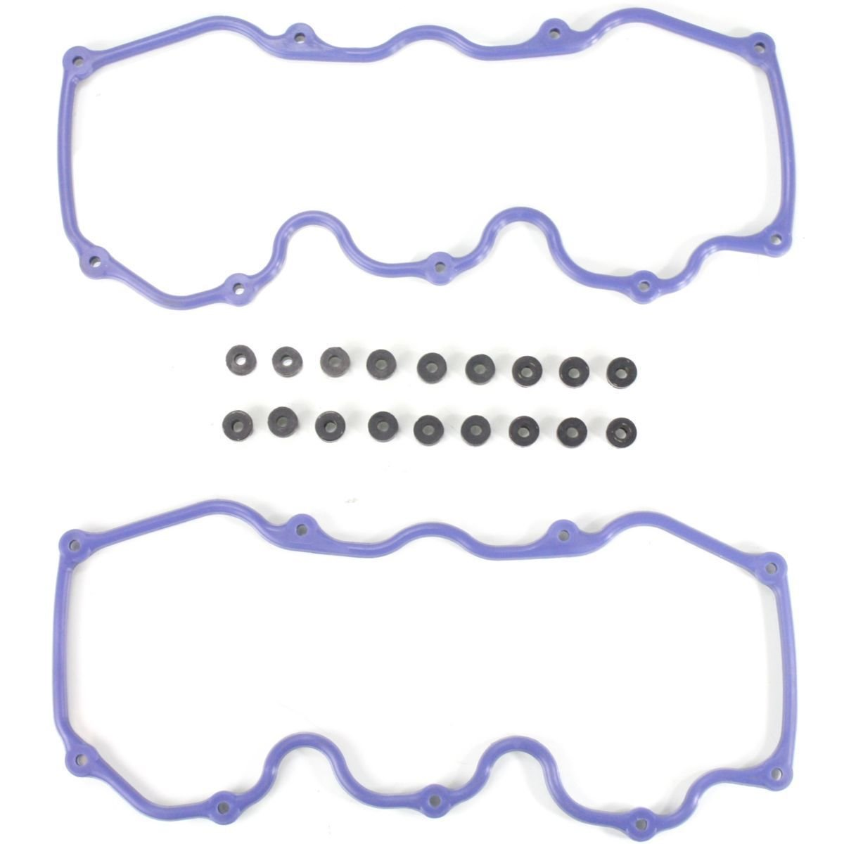 Diften 399-A0028-X01 New 2-piece set Valve Cover Gaskets Hardbody Truck for Nissan Maxima Pathfinder