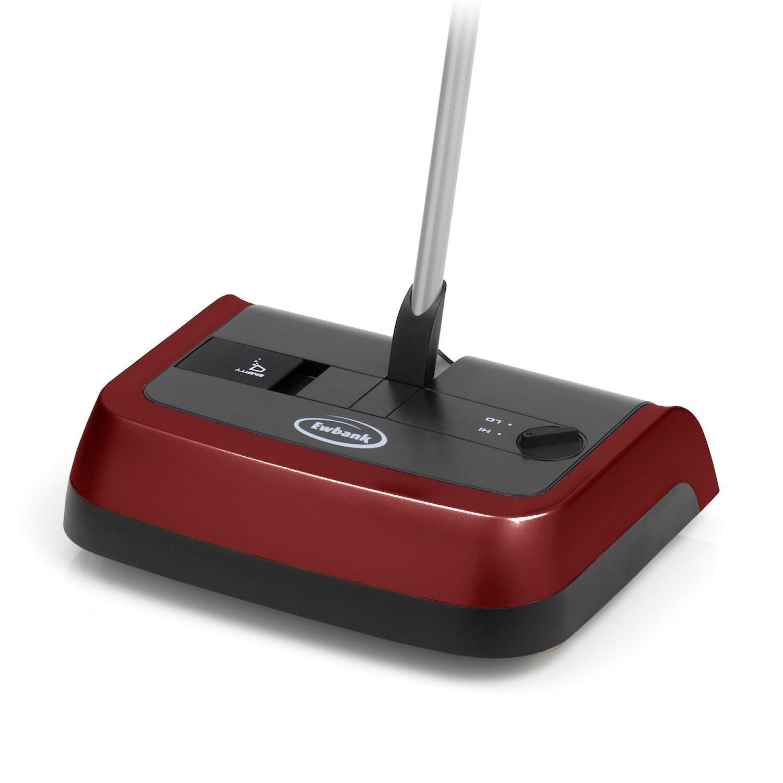 Ewbank Evo - Scopa per tappeti e moquette, colore: rosso 830UKR