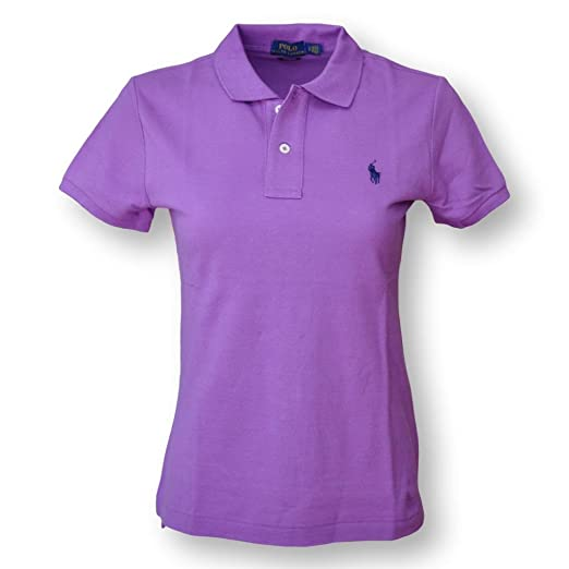 8140e5115 Image Unavailable. Image not available for. Color  Polo Ralph Lauren Women s  Skinny Mesh Polo Shirt