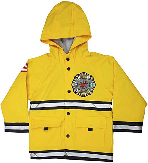 Western Chief Boys Junior Firefighter Rain Coat