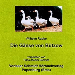 Die Gänse von Bützow Hörbuch