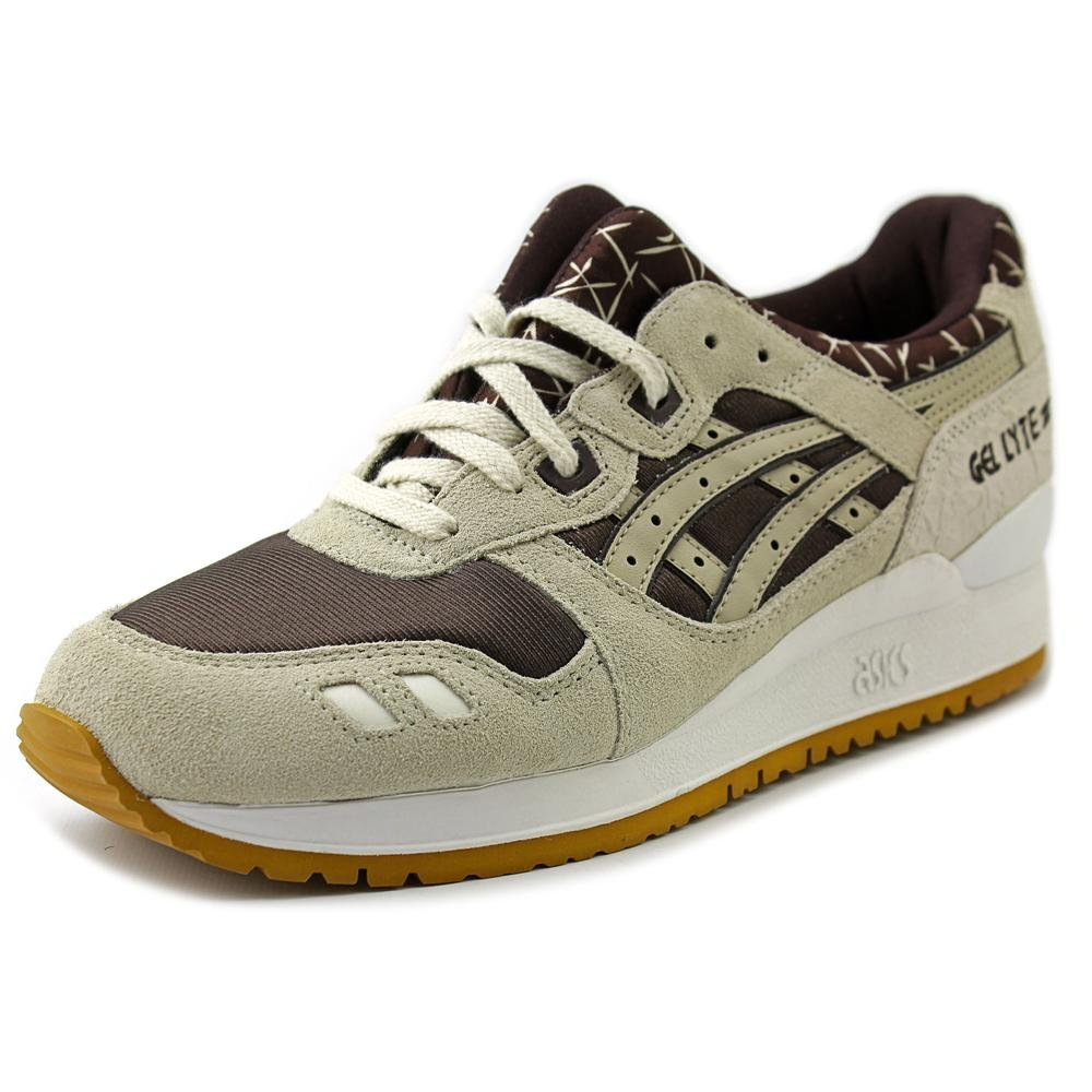 ASICS Men's GEL-Lyte III Sneaker B0188H3KYO 9.5 B(M) US|Dark Brown/Sand