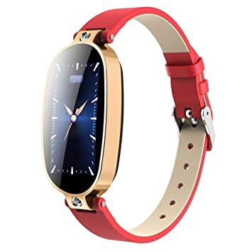 Smartwatch para mujer Fitness Tracker con ECG PPG Presión ...