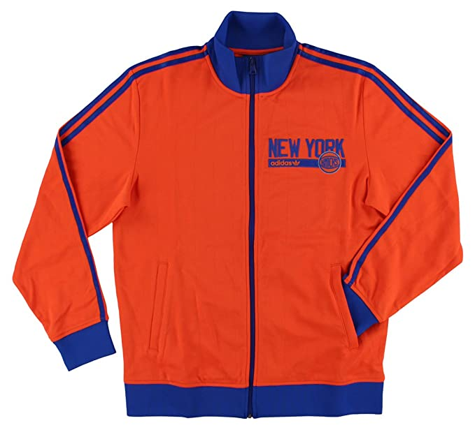 Amazon.com: adidas New York Knicks - Chaqueta para hombre ...