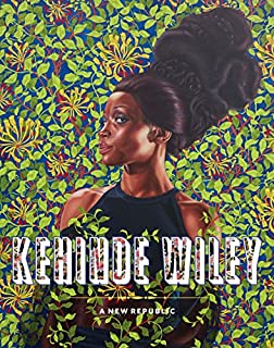 Book Cover: Kehinde Wiley: A New Republic