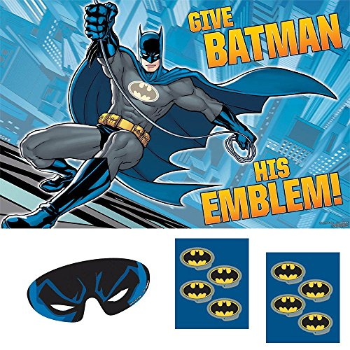 Amscan Batman Party Game