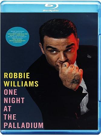 yksityiskohtaisesti myydään maailmanlaajuisesti tunnetut tuotemerkit Amazon.com: robbie williams - one night at the palladium ...