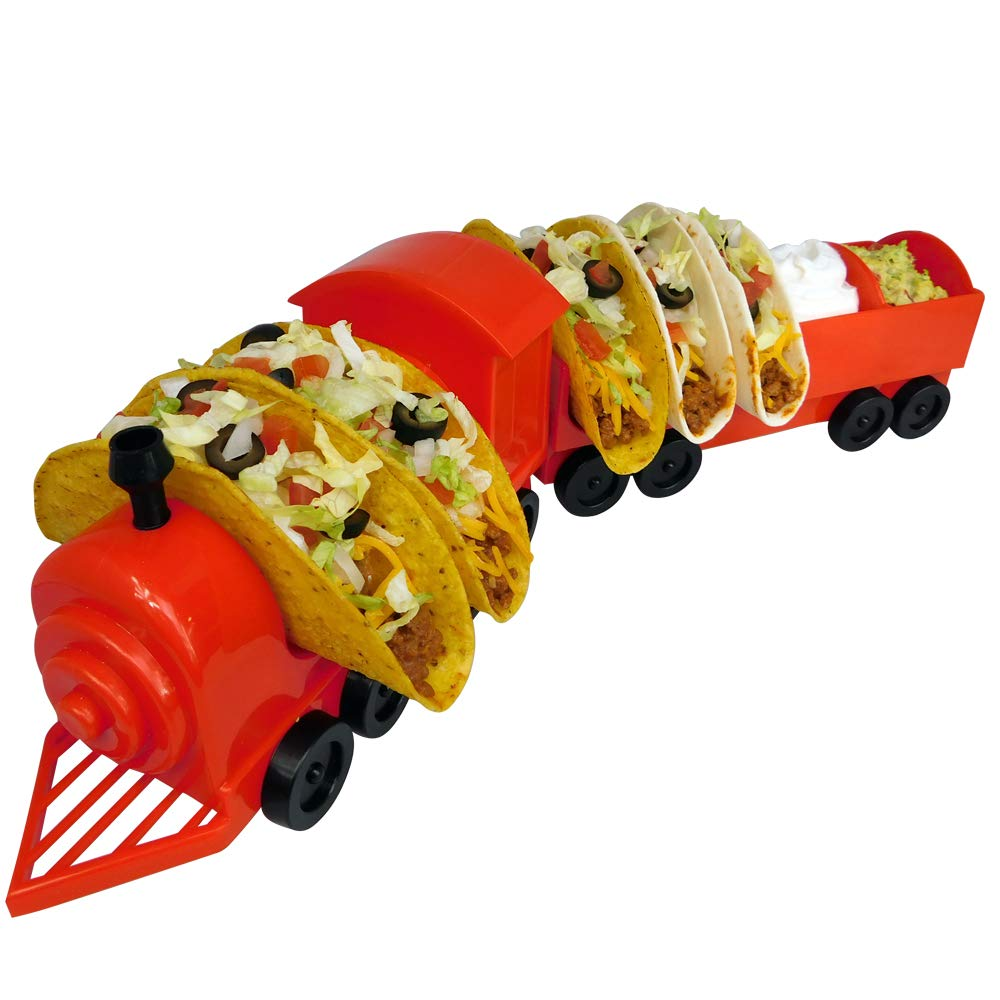 The Taco Train Taco Holder Stand
