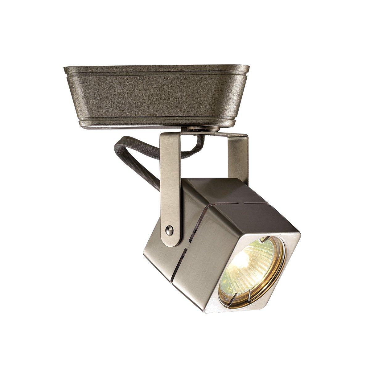 WAC Lighting HHT-802-BN H Series Low Voltage Track Head, 50W