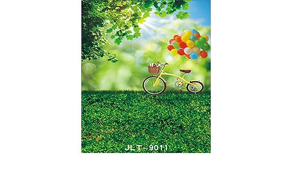 8x10 FT Photo Backdrops,Round Sketchy Chakra Wheel with Watercolor Splashes Brushstrokes Ground Image Background for Kid Baby Boy Girl Artistic Portrait Photo Shoot Studio Props Video Drape Vinyl