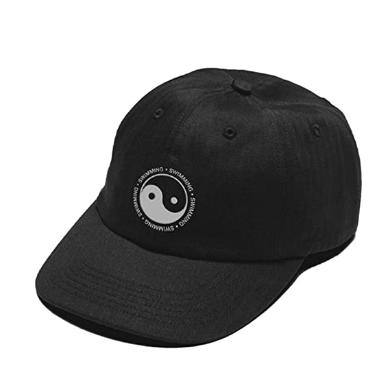 Dad Hat Mac Miller Swimming Yin Yang Embroidered Cotton Baseball Cap Most Dope