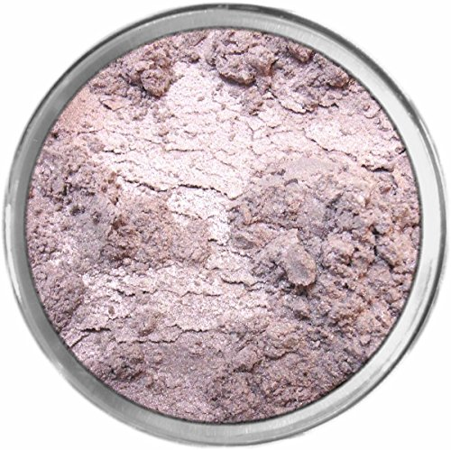 Orchid Loose Powder Mineral Shimmer Multi Use Eyes Face Color Makeup Bare Earth Pigment Minerals Make Up Cosmetics By MAD Minerals Cruelty Free - 10 Gram Sized Sifter Jar