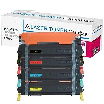 KSBIAO 407 Cartucho de tóner de Repuesto Compatible para Impresora ...