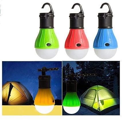 Emergency Lamp Tent Light Lantern LED Portable Hook Outdoor Camping Hiking