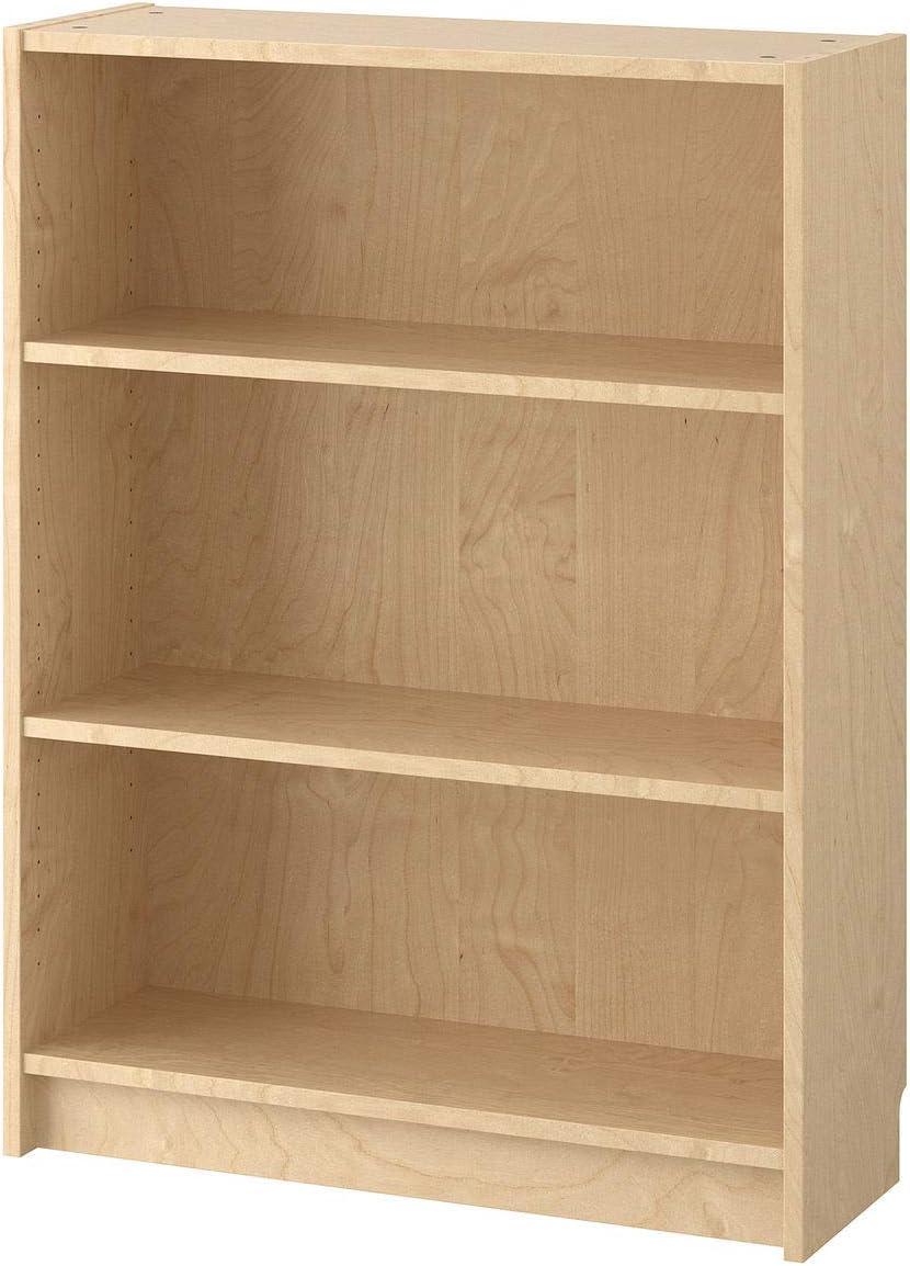 Ikea Billy - Librero, Chapa de Abedul - 80x28x106 cm
