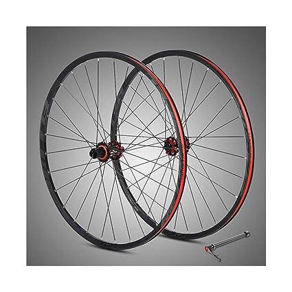 Rueda de bicicleta de montaña MTB ultra ligera de aluminio de ...