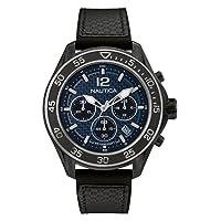 Deals on NAUTICA NMX 1600 Chronograph Black Dial Mens Watch