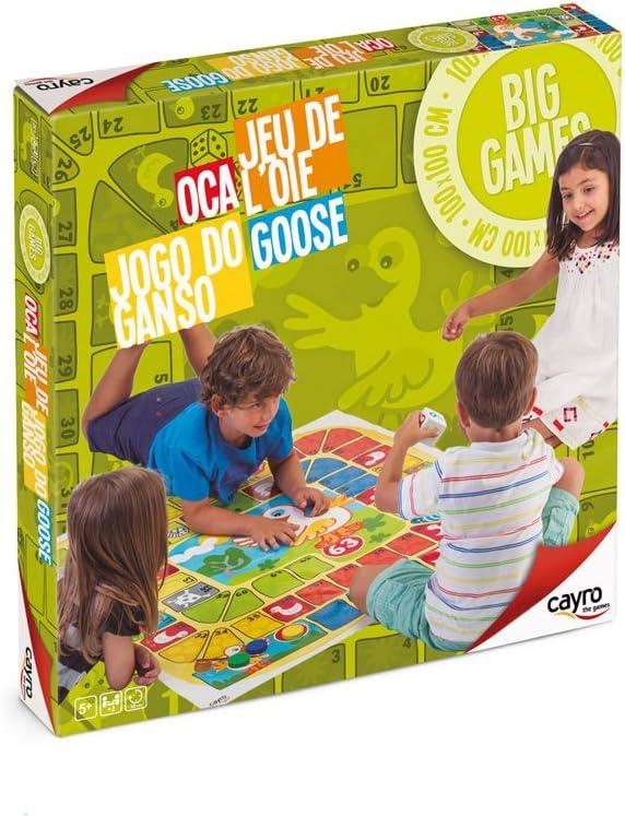 Cayro - Oca Gigante - Juego tradicional - juego de suelo ...