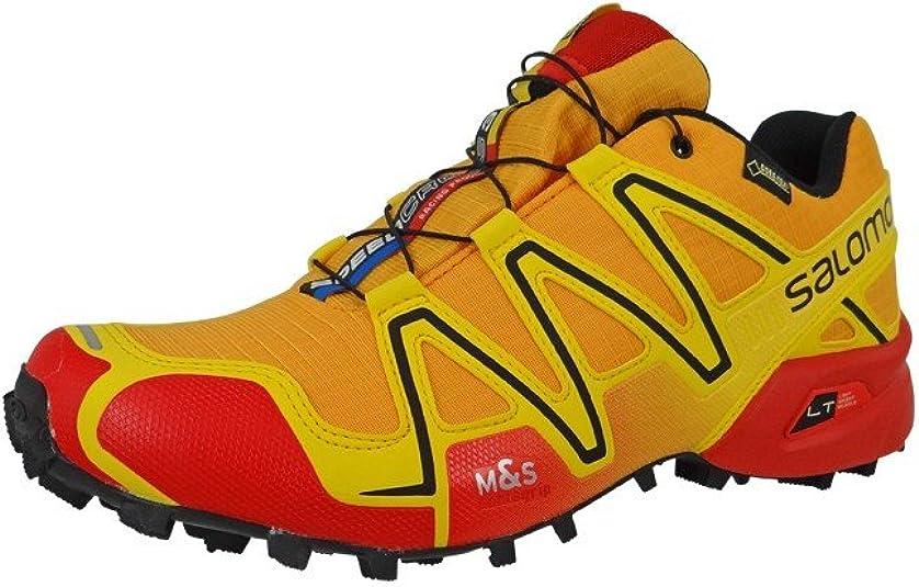 Salomon Speedcross 3 GTX, Zapatillas de Trail Running para Hombre: Amazon.es: Zapatos y complementos