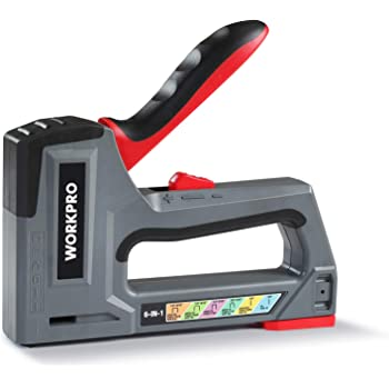 WORKPRO Staple Gun Manual Brad Nailer