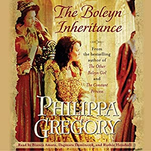 Boleyn Inheritance Audiobook