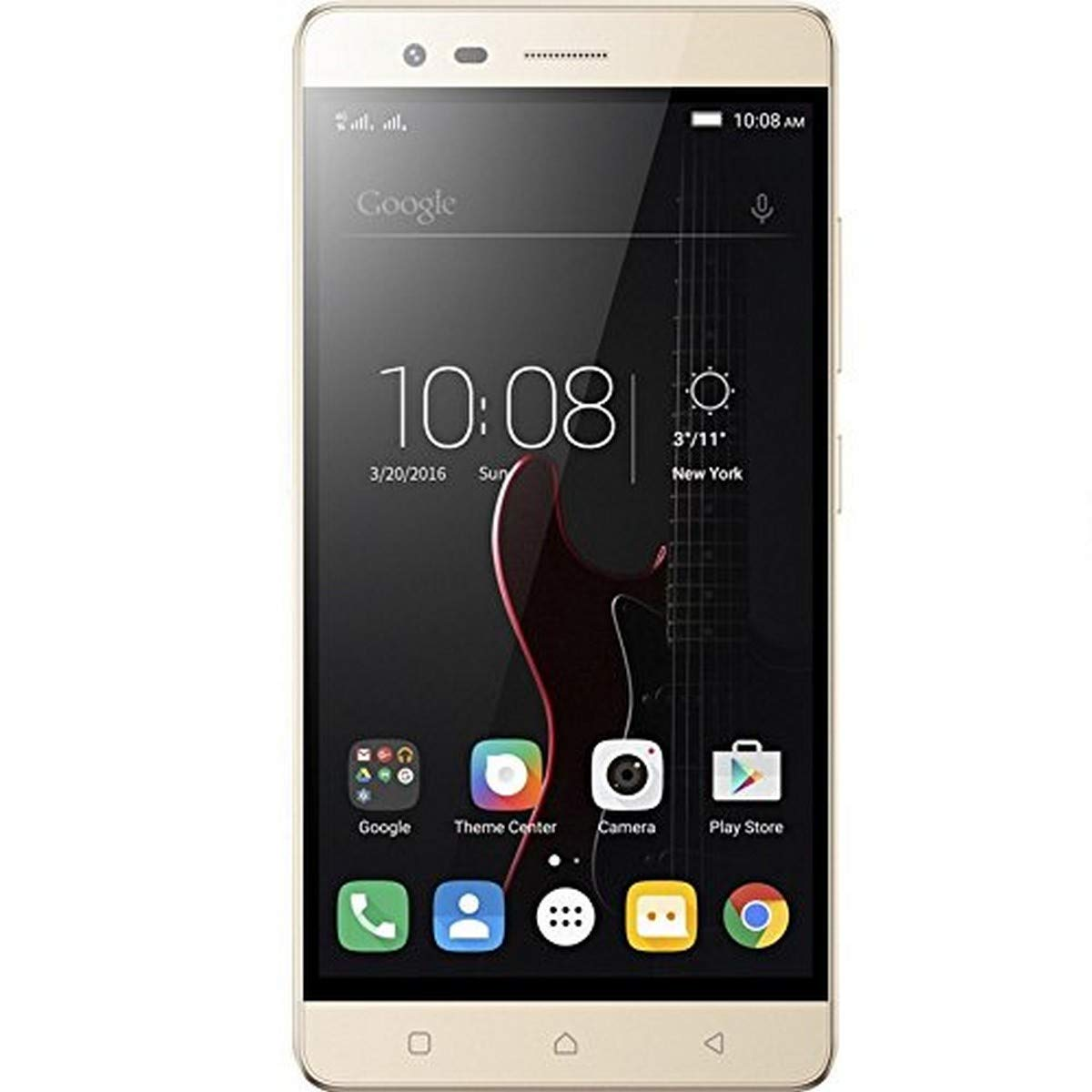 Renewed) Lenovo Vibe K5 Note A7020A48 (Gold, 32GB): Amazon in