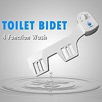 Toilet Bidet Seat Spray Hygeian Water Clean Unisex Bathroom Shattaf AU