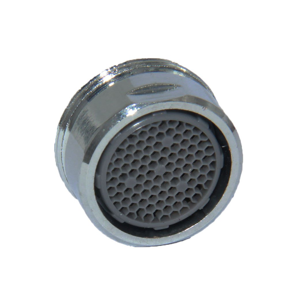 MagiDeal Home Kitchen Water Tap 1/2 Male Aerator 20-24mm Chrome Faucet Nozzle Sprayer Filter - Male, 22mm