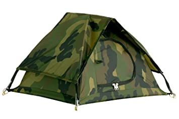 Giga Tent Outdoor Travel Safety Pet Shelter Toy Storage - Mini Command Dome Tent  sc 1 st  Amazon.com & Amazon.com: Giga Tent Outdoor Travel Safety Pet Shelter Toy ...