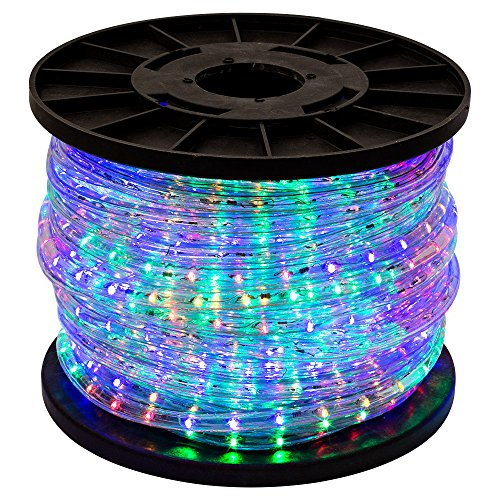 Led Rope Lights On Amazon: Price Tracking For: GotHobby 150 RGB Multi-color 2 Wire