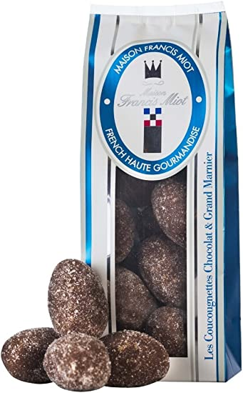 Les coucougnettes Chocolate & Grand Marnier, huevos de chocolate