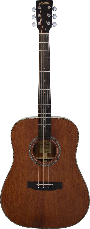S.Yairi ヤイリ アコースティックギター ドレッドノートタイプ YD-05/MH マホガニー  マホガニー B01N1UX40W