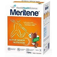 Meritene® FUERZA Y VITALIDAD - Suplementa tu nutrición y refuerza tu sistema inmune con vitaminas, minerales y proteínas…