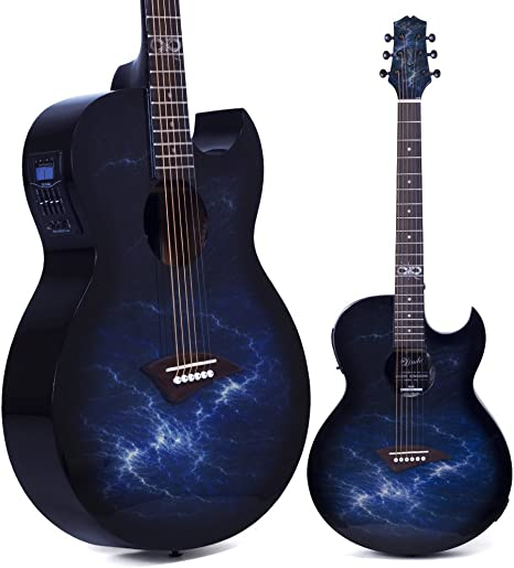 Lindo ORG-SL infinity Slim – Guitarra electroacústica (con ...