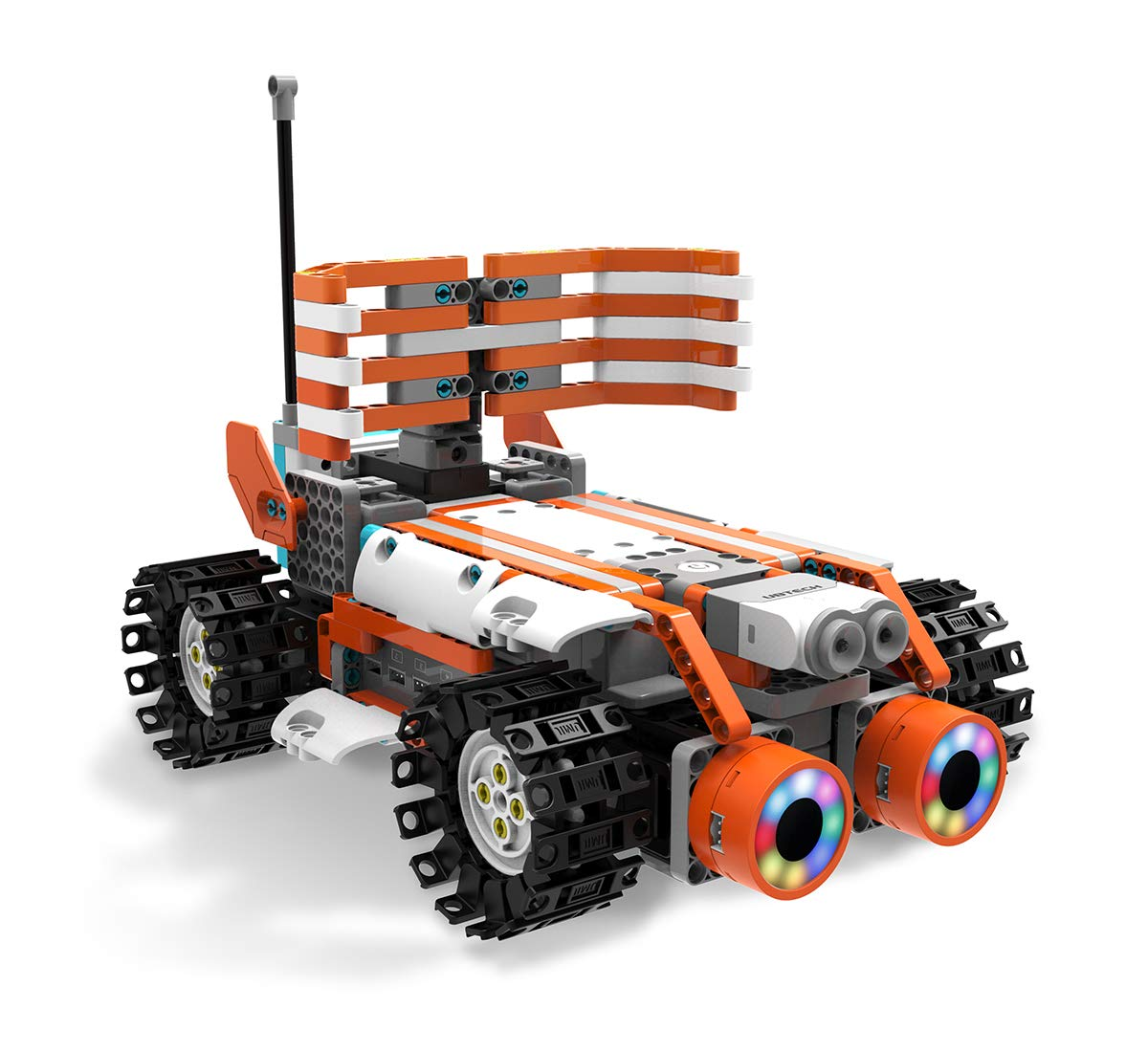 UBTECH JIMU Robot Astrobot Series: Cosmos Kit / App-Enabled Building and Coding STEM Learning Kit (387 Parts and Connectors) by UBTECH (Image #3)